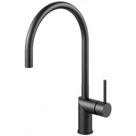 Zwart Keukenkraan - Nivito RH-120